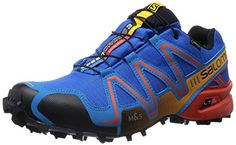 Salomon Speedcross 3 GTX Trail Running Shoe - Backcountry Exclusive - Men's Union Blue/Tomato Red/Yellow Gold, 7.0 Salomon http://www.amazon.com/dp/B00LN8RWRM/ref=cm_sw_r_pi_dp_mU8vvb098F0NJ
