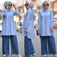 6 Best Hip Exercises for Women Health : Sport for Women in 2020 - Frau Hijab Elegante, Hijab Chic, Hijab Style Dress, Casual Hijab Outfit, Denim And Lace, Mode Kimono, Moslem Fashion, Hijab Stile, Hijab Fashionista