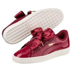 Basket Heart Patent Women s Sneakers   Iron Gate-Iron Gate   PUMA Private  Sale   PUMA United States 2ea6896cfc