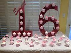 rustic sweet 16 cupcake ideas - Yahoo Image Search Results