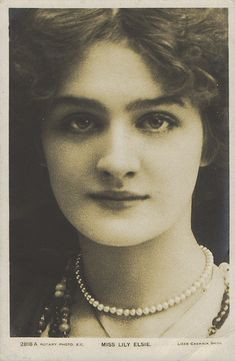 Lily Elsie (Rotary 2818 A) 1904 | by Prometheus2011