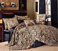 Animal prints are a perfect way to show off your wild side.