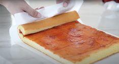 İsviçre Rulo Kek Tarifi, Rulo Kek Nasıl Yapılır? Raw Food Recipes, Cake Recipes, Cooking Recipes, Pasta Cake, Pizza Snacks, Cheesecake, Deserts, Food And Drink, Pie