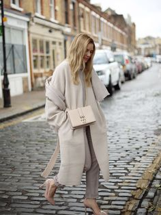 Tone-on-Tone Layering By Isabella Thorsden - REISS Women's Fashion Blog