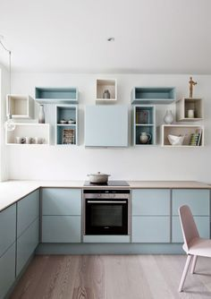 Cutest Kitchen Ideas With Pastel Color