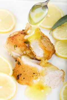 "Crispy Lemon Chicken -  Pinner wrote ""You won't find easy chicken recipes more delicious than this dish here. The Best Crispy Lemon Chicken is the kind of sweet and savory dish that becomes a family favorite."""