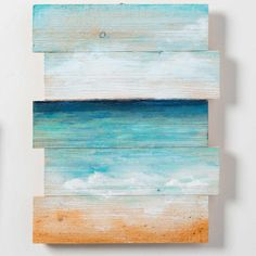 502 best diy summer crafts images on pinterest summer diy summer add a touch of the beach to your decor with the coastal decor pallet wall art solutioingenieria Choice Image