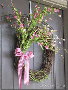 """Képtalálat a következőre: """"tavaszi ajtó dekor"""""""