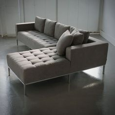 Gus* Modern | Carter Sectional     http://www.gusmodern.com/products1/sofas/carter-sectional/carter-sectional.shtml#carter-sectional