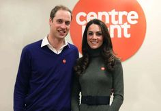 Kate and William were at the shelter to take part in a cooking class and to watch a talent show. Centrepoint shared photos on its Facebook page.