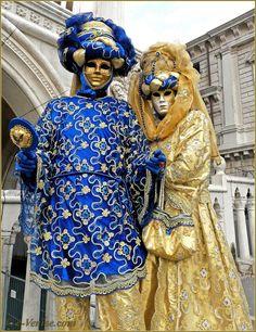 Photos du Carnaval de Venise 2008 Masques et Costumes du Carnaval Vénitien Page 1   e-Venise.com