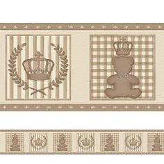 Adesivo Decorativo Faixa Ursinho Principe 2