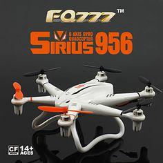 fq777-956 drone 2.4G 4CH 6axis modalità headless Hexacopter rtf – EUR € 43.11
