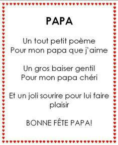 Happy New Year 2019 : Fête de papa: Happy New Year 2019, Fathers Day Crafts, Mother And Father, Father Sday, Papi, Learn French, Preschool Activities, Kids And Parenting, Diy For Kids