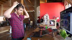 3D printing powered by thought - This milestone was reached with little fanfare last month at the Santiago MakerSpace, a technology and design studio in the Chilean capital. The toy limb's shape was determined according to the wishes of its designer, as gleaned from a headset picking up his brainwaves.