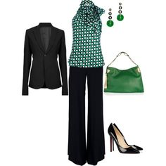 A fashion look from May 2012 featuring Milly blouses, Rick Owens blazers and Romeo Gigli pants. Browse and shop related looks.