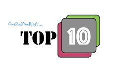 Looking for items which you might need as a new parent, why now look at my top 10 parenting items I couldn't live without