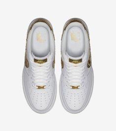349022076b AIR FORCE 1 CR7 Air Force 1, Nike Air Force, Latest Sneakers, Kicks