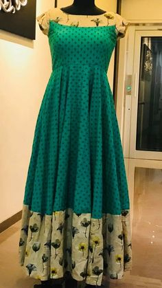 Vasthra Creations. Kukatpally 500072 Hyderabad. Contact : 070137 28388. Kurta Designs Women, Kurti Neck Designs, Dress Neck Designs, Salwar Designs, Lehenga Designs, Long Gown Dress, Frock Dress, Long Frock, Frock Fashion