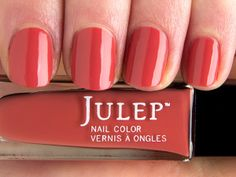Nan- Nantucket red crème / Julep I Own