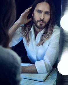 #MCM @Jared Randall LETO such a handsome man with such a beautiful soul pic.twitter.com/KJVfyedRVR
