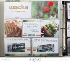 Juli Project Life Kit der Scrapbook Werkstatt - PL Woche von Katja Müller