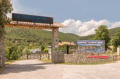 Camping Le Sous Bois : location en mobil home à Saint maurice d'ibie. Réservation de vacances Ardeche.