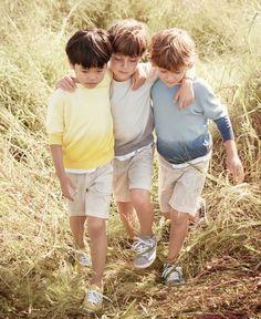 Il Gufo Online colección de primavera-verano para niños