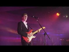 """"""" - Bruce Welch """"A born entertainer!"""" - The Royal Variety Charity """"Justin Daish is a remarkably proficient guita. Bruce Welch, Music Songs, Music Videos, Hank Marvin, Paul Simon, Mark Knopfler, Blackpool, Look Alike, Music Publishing"""