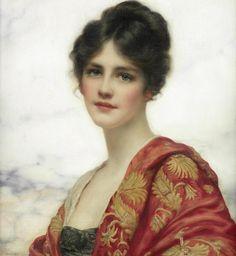 William Clarke Wontner (British, 1857-1930)Esme
