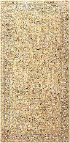 Oversized Antique Persian Khorassan Carpet 48177 Main Image - By Nazmiyal