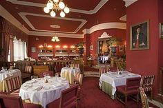 Taberna Del Alabardero. A fantastic Spanish restaurant in Washington DC