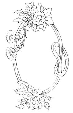 pergamano - Page 4 Vintage Embroidery, Ribbon Embroidery, Cross Stitch Embroidery, Embroidery Patterns, Colouring Pages, Adult Coloring Pages, Coloring Books, Parchment Craft, Digital Stamps