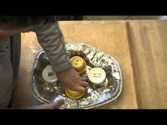 Lo Stampo della Colomba Pasquale Fatto in Casa - VivaLaFocaccia - Le Ricette Semplici per il Pane in Casa