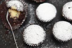 Muffiny z Kremowym Serkiem