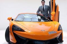 McLaren brings new S