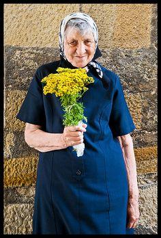 Slovakian woman. (Slovakia, Slovak Republic, Eastern Europe)