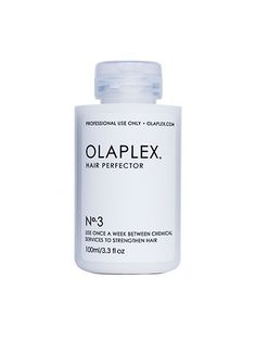 Platinum Blonde Hair Care - Olaplex Hair Perfector No. 3 | allure.com
