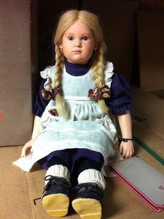 Sigikid Kunstler Puppen Artist Doll 28154 Sabine Esche | eBay