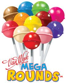 Mega Round Lollipop Fundraiser. With 50% PROFITS, FREE shipping, and a super low retail price of $0.50 per Lollipop, this #fundraising product makes for a really simple and profitable fundraiser. Perfect for #Schools, Churches, Clubs, Youth Groups and other small #Nonprofits!