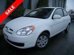 2009 Hyundai Accent GS - SOLD - http://www.applechevy.com
