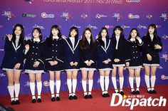 PRESS] 171129 fromis_9 at 2017 MAMA in Japan Red Carpet