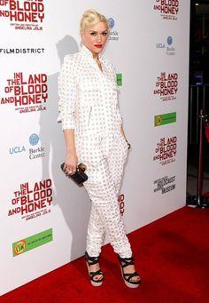 Gwen Stefani...AKA..gweny gwen gwen