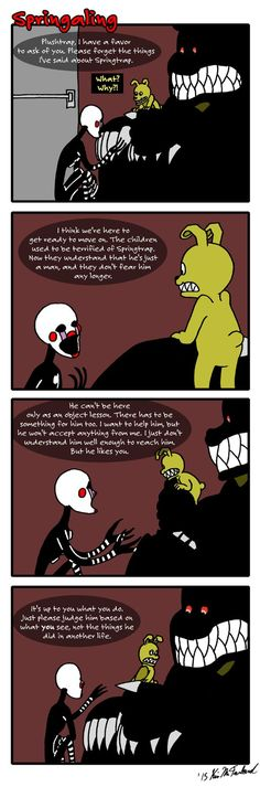 Springaling 87: I Don't Know How to Like Him by Negaduck9.deviantart.com on @DeviantArt