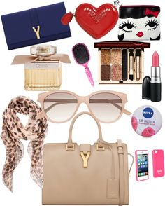 """""""What's in my bag?"""" ❤"""