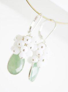 Custom Handmade Earrings by Bettine Johnson