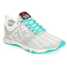 d2dac8bf8bb Reebok  Crossfit Sprint  Training Shoe (Women) Chalk  Steel  Timeless Teal