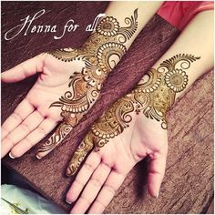 16 ideas for dress pattern simple products Mehndi Designs For Girls, Indian Mehndi Designs, Stylish Mehndi Designs, Mehndi Designs For Fingers, Wedding Mehndi Designs, Mehndi Design Pictures, Beautiful Mehndi Design, Henna Tattoo Designs, Mehndi Images
