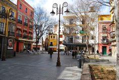 La Plaza de la Alfalfa, Sevilla #Sevilla #Seville #sevillaytu @sevillaytu