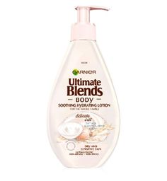 Garnier Body Ultimate Blends Soothing Hydrating Lotion 250ml - Boots